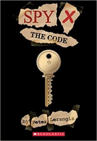 cell spy x the code by peter lerangis