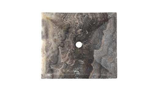 Beautiful Onyx Vessel Sink by Stone Home Decore