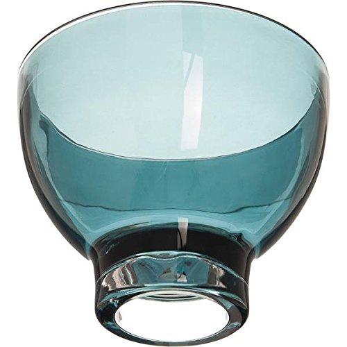 """Carlisle Epicure Bowl, 17 oz., 5-1/2'' dia., round, dishwasher safe, Tritanâ""""¢, aqua, EP2015 by Carlisle (Image #1)"""