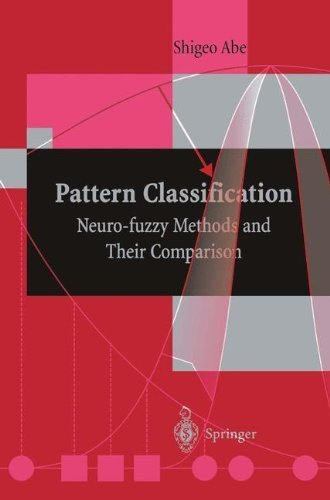 Download Pattern Classification: Neuro-fuzzy Methods and Their Comparison Pdf