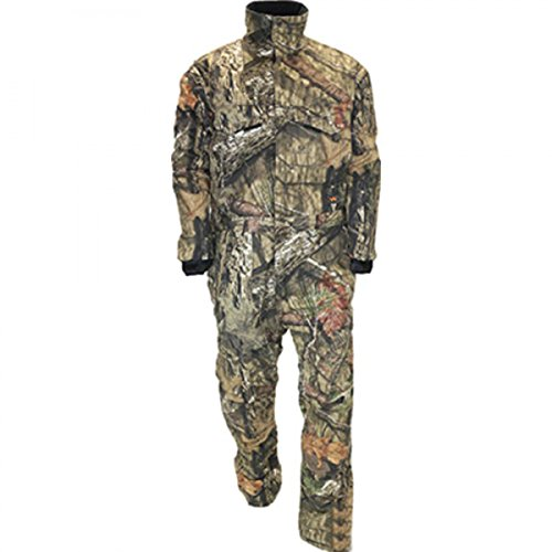 Insulated Hunting Coverall - Walls Boy's Insulated GWM Coverall, Mossy Oak Breakup Country, M - Regular