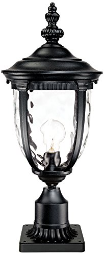 Outdoor Lighting Fixtures Pier Mount - 1