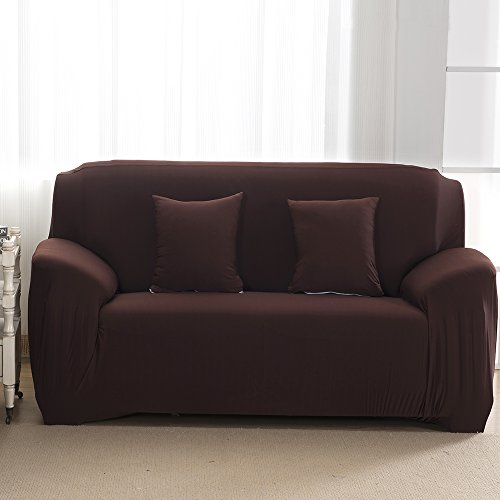 East Eagle Stretch Couch Sofa Lounge Cover Slipcover Protector 1/2/3 Seater (2 Seater, ()