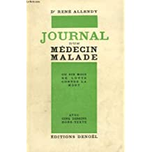 Amazon r allendy books journal dun mdecin malade fandeluxe Images