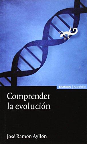 Descargar Libro Comprender La Evolución José Ramón Ayllón