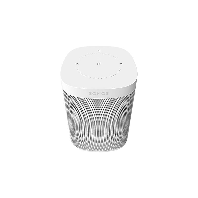 Sonos One (Gen 2) - Voice Controlled Sma