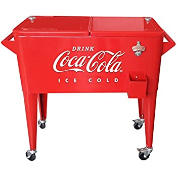 Amazon Com Leigh Country 80 Qt Coca Cola Quot Ice Cold