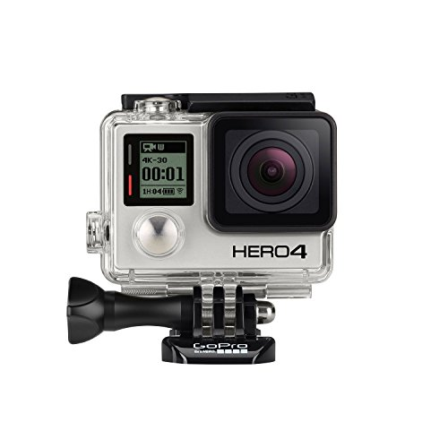 GoPro HERO4 Silver Edition Action Camcorder (Best Action Camcorders)