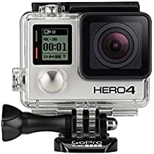 GoPro HERO4 Silver Edition Action Camcorder (Certified Refurbished)