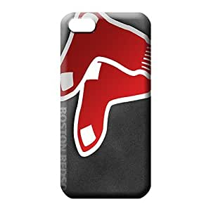 diy zhengiphone 5/5s normal covers protection Shockproof New Arrival phone carrying case cover boston red sox mlb baseball