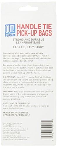 Мешки для мусора OUT! Handle Tie