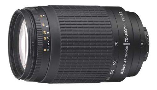 Nikon 70-300mm/4,0-5,6 G Zoom-Objektiv (62 mm Filtergewinde)