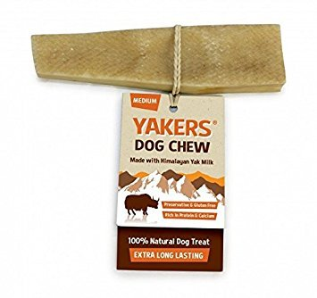 Yakers - Masticador para perro (tamaño mediano, 2 unidades, ahorro de 2 unidades): Amazon.es: Productos para mascotas