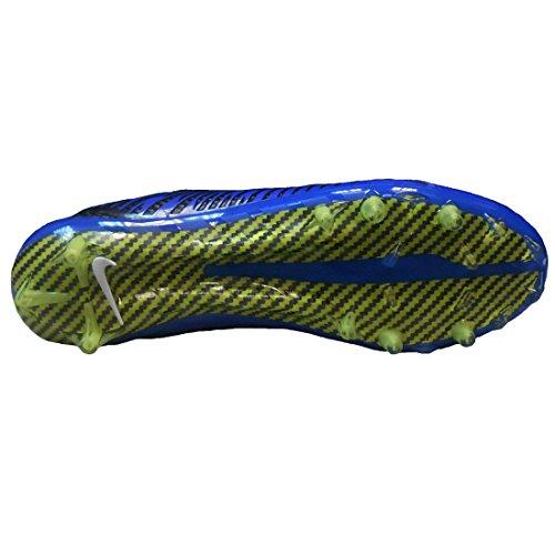 Tacchetti Da Calcio Nike Vapore Carbonio Elite Td Mens Bianco / Blu Scuro