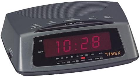 Timex R AM FM Alarm Clock Radio