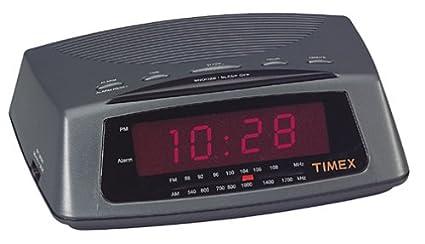 Timex(R) AM/FM Alarm Clock Radio