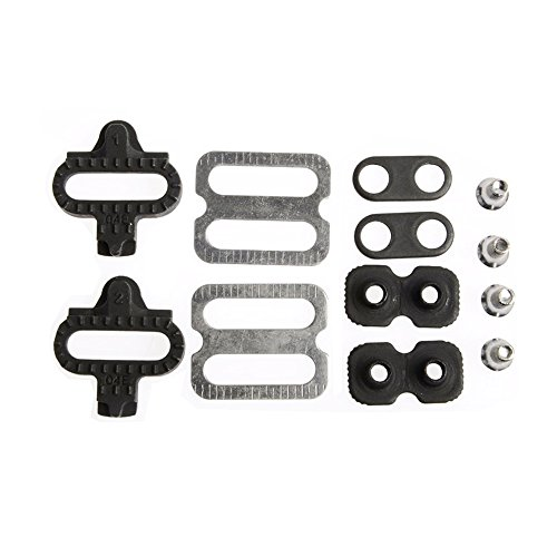 Sohapy Bicycle Cleats for Shimano SPD Accessories Pedals for sale  Delivered anywhere in USA