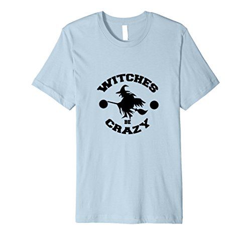 Mens Witches Be Crazy: Funny Cute & Easy Halloween Costume Shirt 2XL Baby (Easy Halloween Costumes For Office Party)