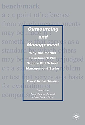 Outsourcing and Management: Why the Market Benchmark Will Topple Old School Management Styles by Brand: Palgrave Macmillan (Image #1)