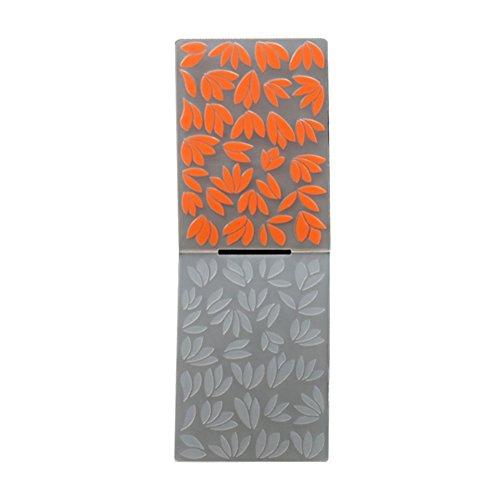 Embossing Plastic Stencil - DIY Cutting Dies Template Stencil,Patgoal Plastic Embossing Folder for Scrapbook Paper Crafting Note
