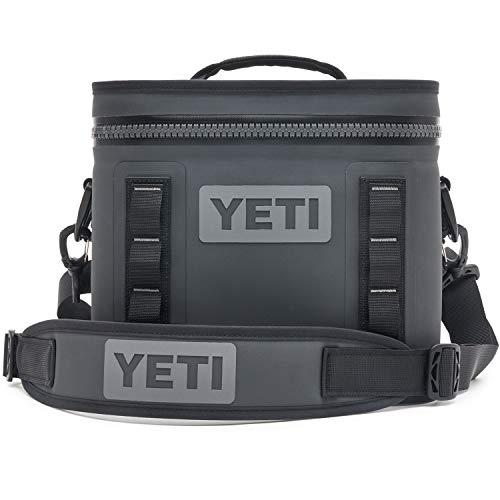 YETI Hopper Flip 8 Portable Cooler, Charcoal ()