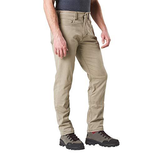 5.11 Mens Defender-Flex Slim Fit Tactical Pant, Sytle 74464 , Stone, 34Wx30L