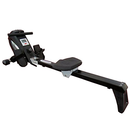 ActionLine A80610 Indoor Folding Magnetic Resistance Rowing Machine