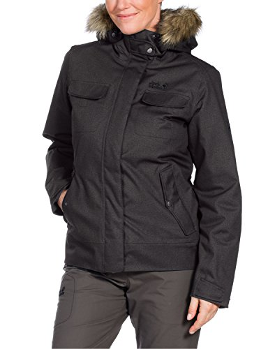 Jack Jacket Cypress Wolfskin Women's Grey Mountain rwqrRCB