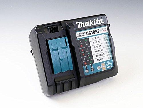 マキタ DC18RF(スマホ等充電用USBポート付) 14.4V/18Vリチウムイオンバッテリ用急速充電器(JPADC18RF) B079TM2QQ7