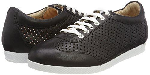 black Basses Unisa Fame Sneakers Noir ri Femme xw70YSZq0