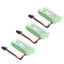 MegaPower (TM) 3x 2.4v 800mAh Home Phone Battery for Uniden BT-1021 BT-1025 BT-1008S BT-1008