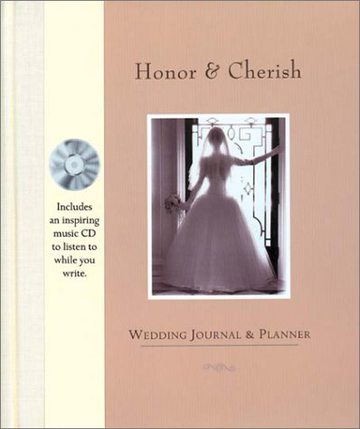 Honor & Cherish: Wedding Journal & Planner with CD by Brand: Compass Labs Inc.