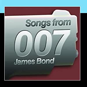 Songs From 007, James Bond