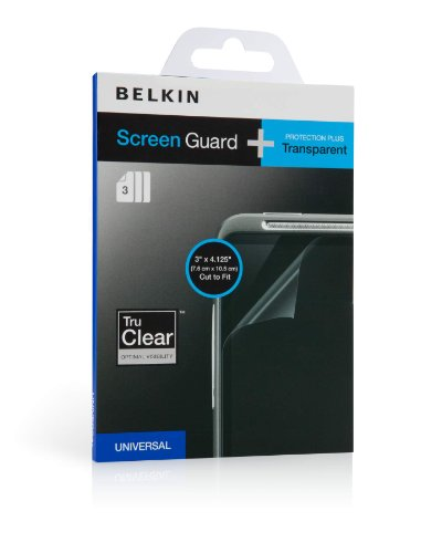 Belkin Screen Protector Universal Smart