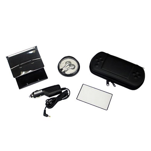 (PSP 5 in 1 Accessory Starter Travel Kit)