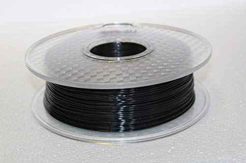 WOL 3D Filament (Black, PLA 1.75 mm)