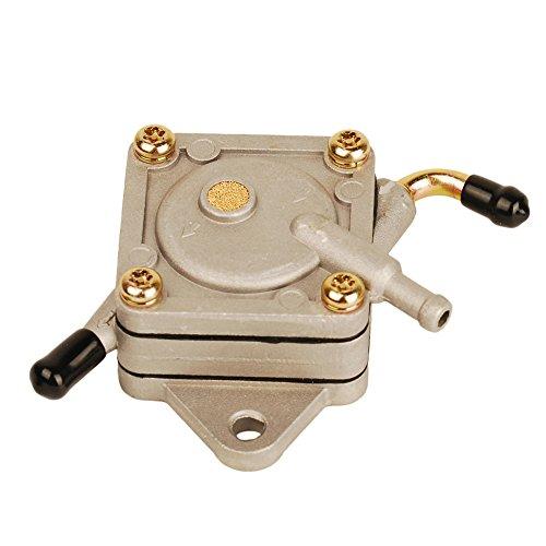 HIFROM Fuel Pump for John Deere 112L 130 LX172 180 GT242 Kawasaki Engine FC540 FC420V Replace AM109212 AM106164 AM101074