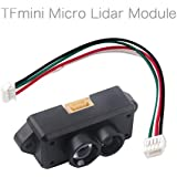 Lidar Range Finder Sensor Module Single-Point Micro Ranging Module for Arduino Pixhawk Cable Benewake TFmini Drone 4.5-6V