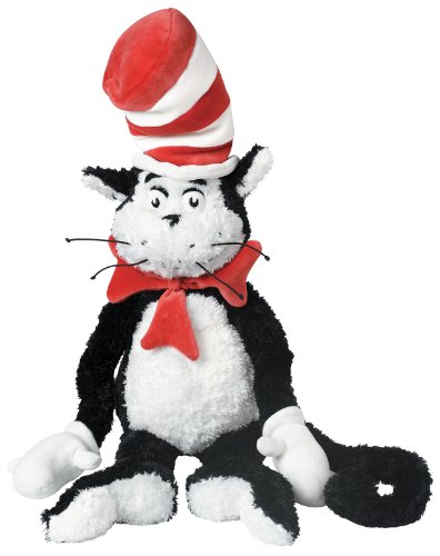 Manhattan Toy Dr. Seuss The Cat in the Hat 27