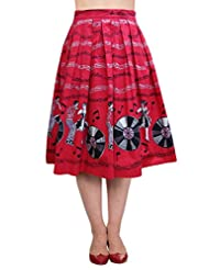 Banned Empower 50's Retro Skirt