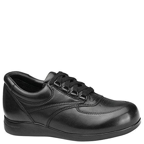 Drew Shoe Women's Blazer Oxfords,Black,10.5 XW by Drew Shoe (Image #1)