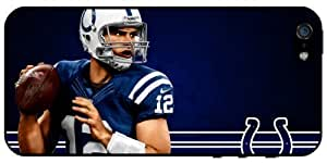 Andrew Luck Indianapolis Colts NFL v3 Case For Iphone 5/5S Cover Case 3102mss