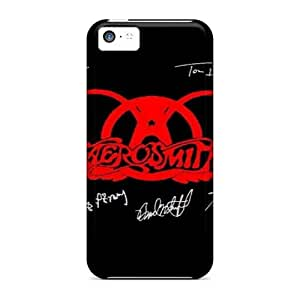Excellent Hard Cell-phone Case For Iphone 5c (lGM5942qGye) Customized Lifelike Foo Fighters Series