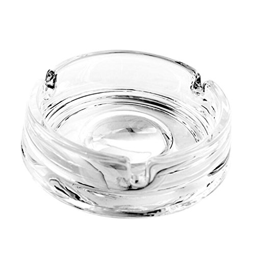 Price comparison product image FACAIG Home Ashtray Glass ashtray ashtray crystal personality lounge office