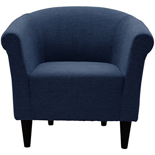 Parker Lane uch-MRL-toj Savannah Club Chair, Navy