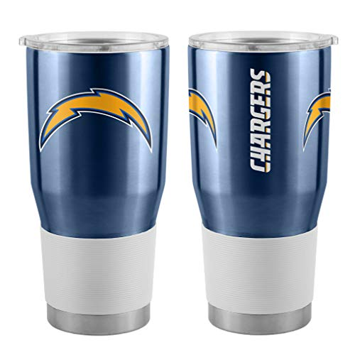 Chargers San Diego Tumbler Nfl (NFL Los Angeles Chargers Ultra Tumbler, 30-ounce)
