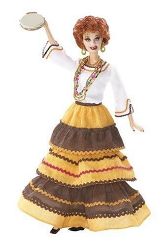- Mattel Barbie Collector: Barbie as Lucy #38 - The Operetta