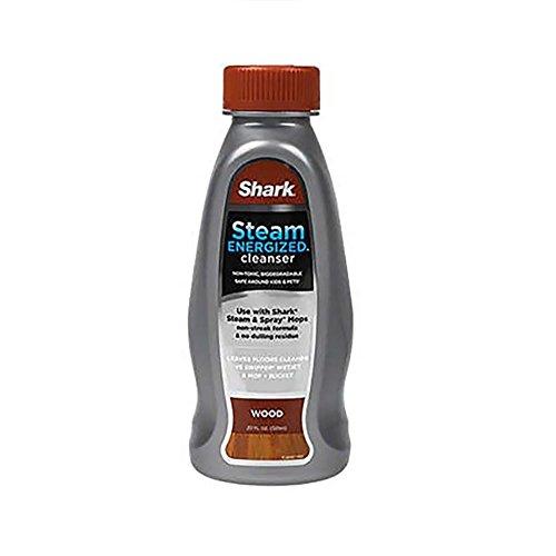 Shark Ninja Steam Energized Wood Floor Cleanser for Shark Steam & Spray Mop