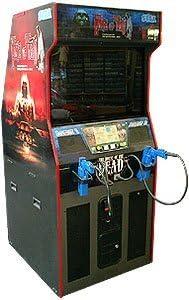 House Of The Dead Original Arcade Machine Amazon Co Uk Kitchen