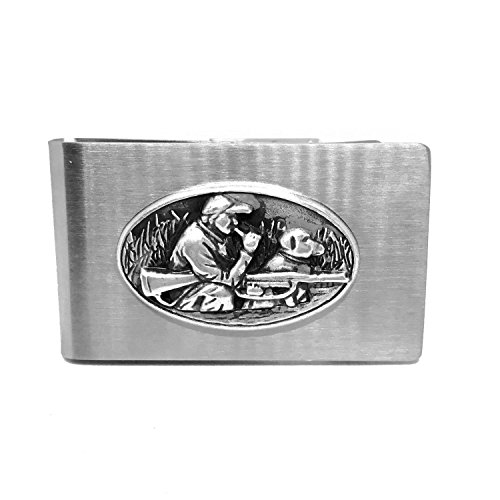 Duck Hunter Money Clip – Cigar Cutters by Jim Money Clip (Duck Money Clip)